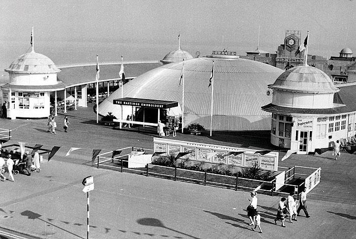 #Hastings Pier