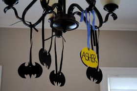 Smile, Laugh and Learn: batman party theme