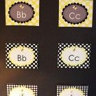 Welcome to Schoolgirl Style! These are the cutest Word Wall labels! Created to coordinate with The Happy Honeybee Collection, labels were designe...