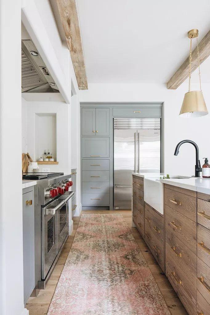 Inspiring Kitchen Design Ideas From Pinterest Jane At Home In 2020 English Farmhouse Farmhouse Kitchen Design Kitchen Style,Roadside Design Guide Clear Zone Table