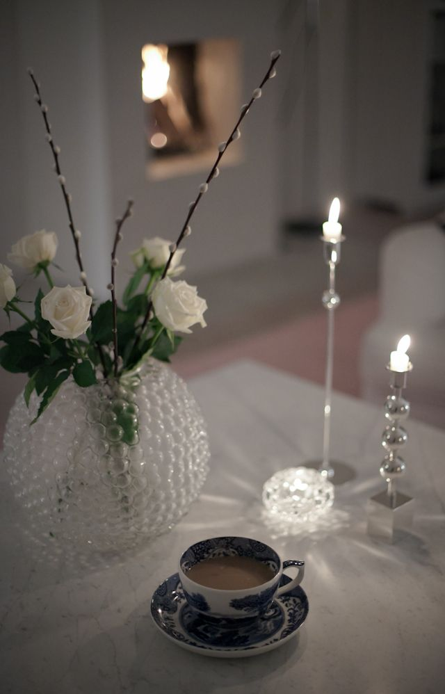 Candlesticks Svensk Tenn