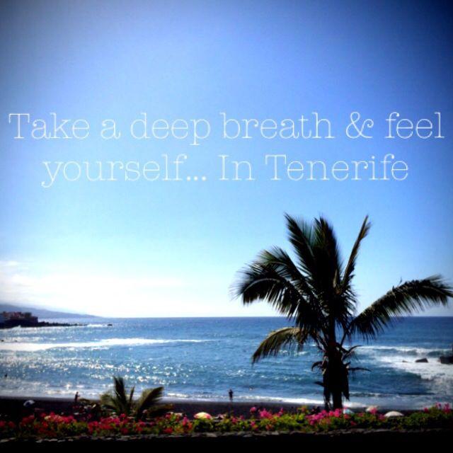 webtenerife.com Playa Jardín Puerto de la Cruz, Tenerife. Beach  // Strand Teneriffa