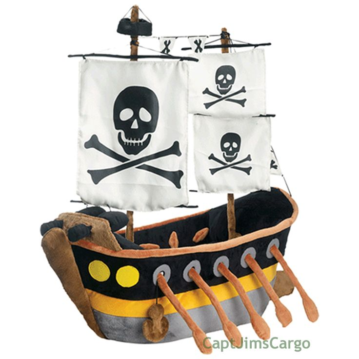 Pirate Ship Models & Decor: 10+ Handpicked Ideas To