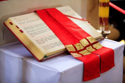 Daily Mass Readings and Readings from the Liturgy of the Hours