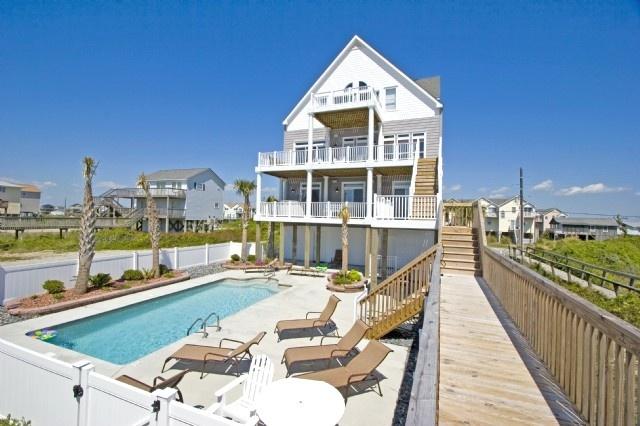 3568 Island Dr - Island Drive 3568 - North Topsail Beach - rentals