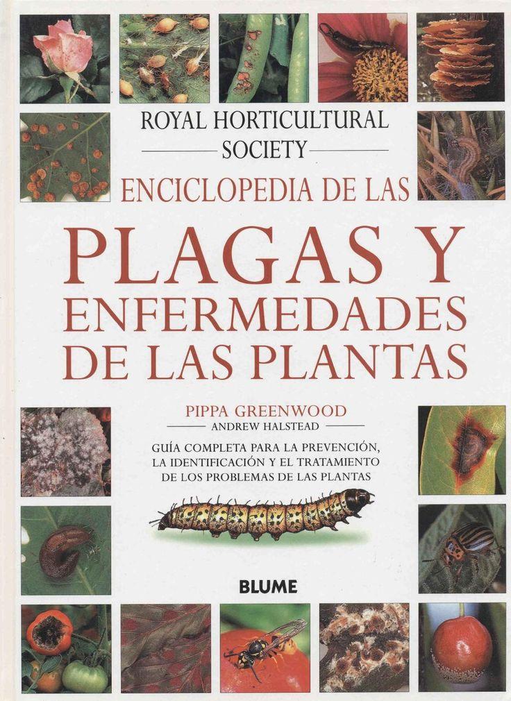 Plantas enciclopedia de las plagas y enfermedades de las plantas