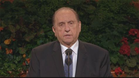 The Three Rs of Choice - general-conference talk from President Thomas S. Monson (use pieces of this talk for Choice & Accountability survival bracelet activity)