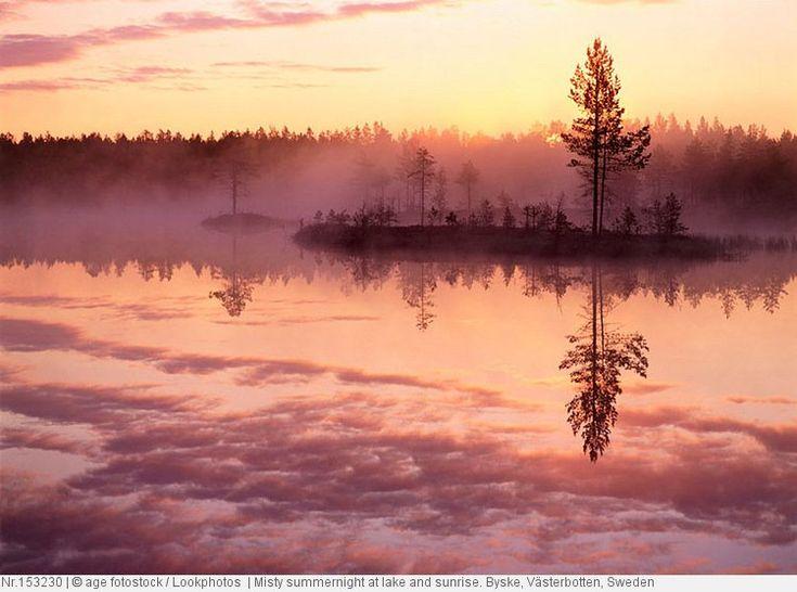 56 best g7 cultural geography africa images on pinterest misty summernight at lake and sunrise byske vsterbotten sweden sciox Images