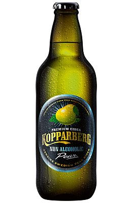 Best Non-Alcoholic Beer | Kopparberg Non Alcoholic Pear Cider