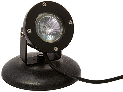 Outdoor Décor-Alpine 50watt Pond Light Clear Lense with Transformer and Stake 33Feet ** Check out the image by visiting the link.