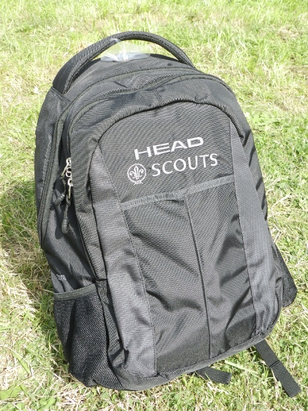 Mochila Head Scout | Tienda Scout