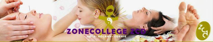 ZoneCollege ZCD tilbyder zoneterapi uddannelse, massør uddannelse, akupunktur uddannelse, kranio sakral uddannelse m.m. - alle på aftenhold. Vi har uddannelsescentre i Køge, Holbæk og Odense.