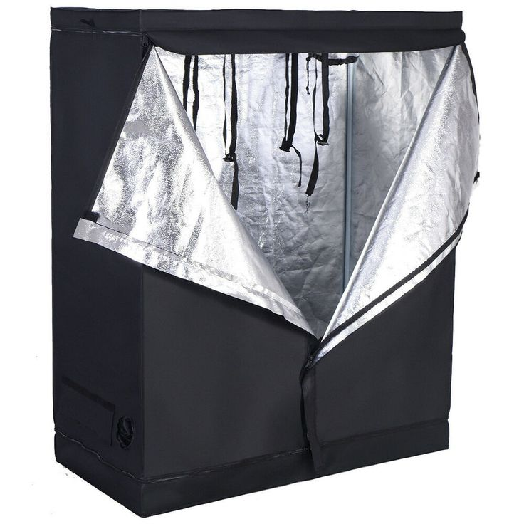 Indoor Grow Tent Room Reflective Hydroponic Non Toxic Hut 400 x 300