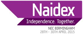 We're looking forward to attending NAIDEX this April, find us on stand F122