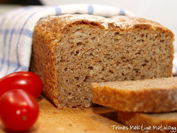 Prosjekt Grovt brød, jakten etter det ultimate hjemmebakte grovbrødet, går sin gang også inn i det nye året...