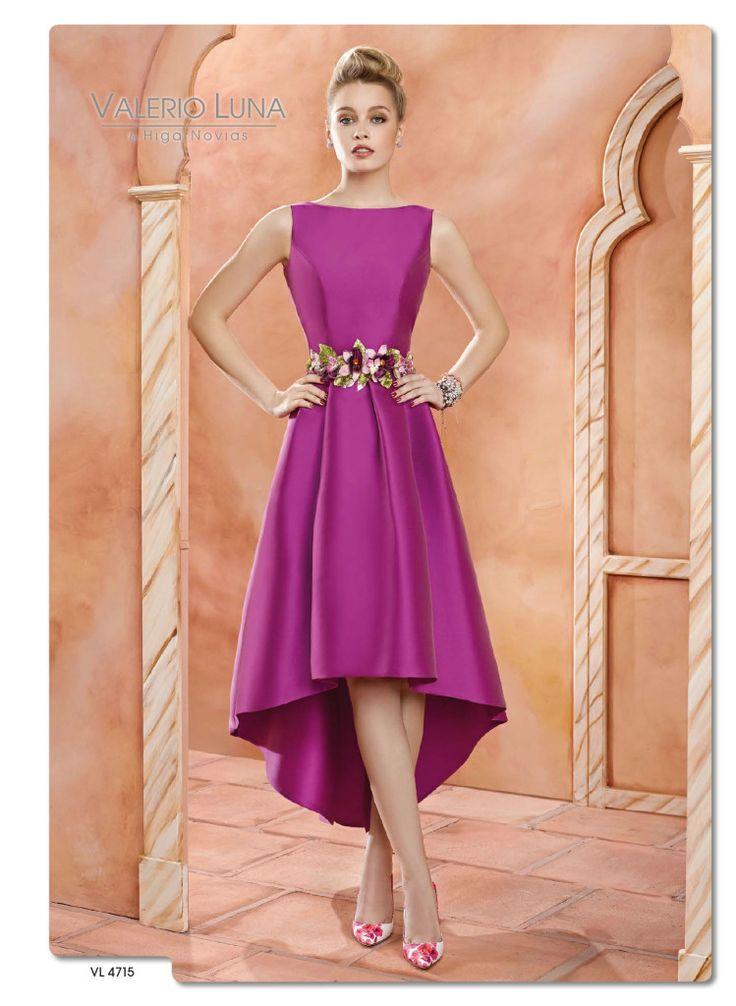 Vestidos de fiesta de la nueva colección 2017 de Valerio Luna http://blog.higarnovias.com/2016/08/16/vestidos-de-fiesta-de-la-nueva-coleccion-2017-de-valerio-luna/ #Entrebastidores