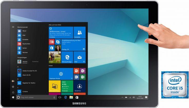 Das Galaxy Book 12 ist als Notebook oder Tablet nutzbar. Es überzeugt durch sein handliches Gewicht und den großen Speicher. Bleib flexibel und miete dein neues Tablet bei OTTO NOW, anstatt es zu kaufen.