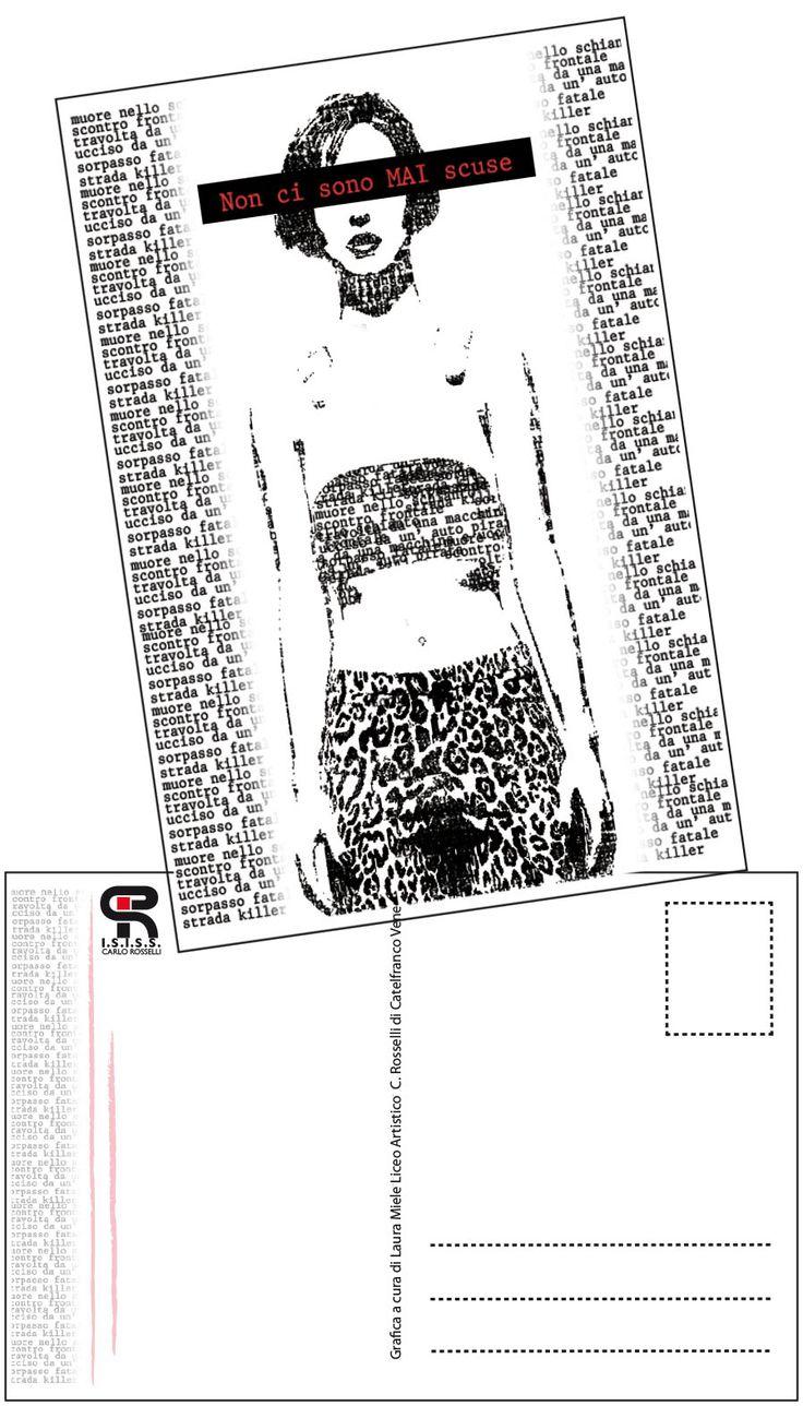 Cartolina - Laura Miele - ISISS Rossellii