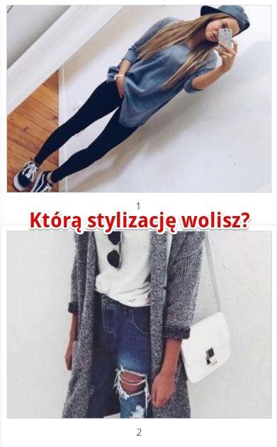 Która stylizacja lepsza? http://www.ubieranki.eu/quizy/co-wolisz/473/ktora-stylizacja-lepsza_.html#CoWolisz