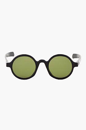 Damir Doma Black Mykita Edition Dd04 Sunglasses for men | SSENSE