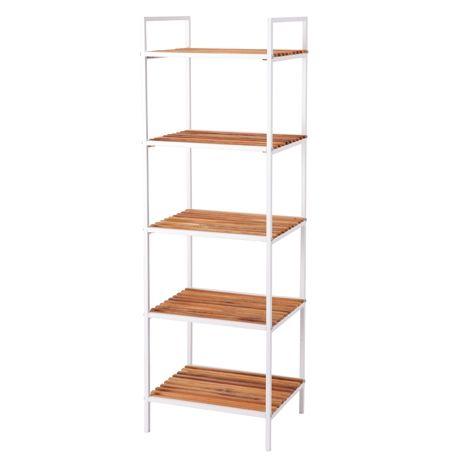 Store 5 Shelf Storage Unit   Freedom Furniture and Homewares
