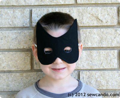 The Train To Crazy: Handmade Costumes: DIY Batman Costume Tutorial