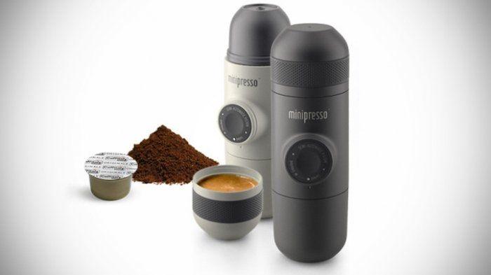 Походная кофеварка Minipresso - Интернет журнал - Good Week