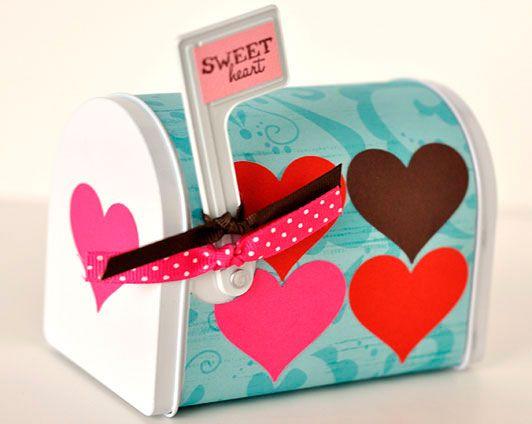 10+ Fun U0026 Creative Valentine Boxes