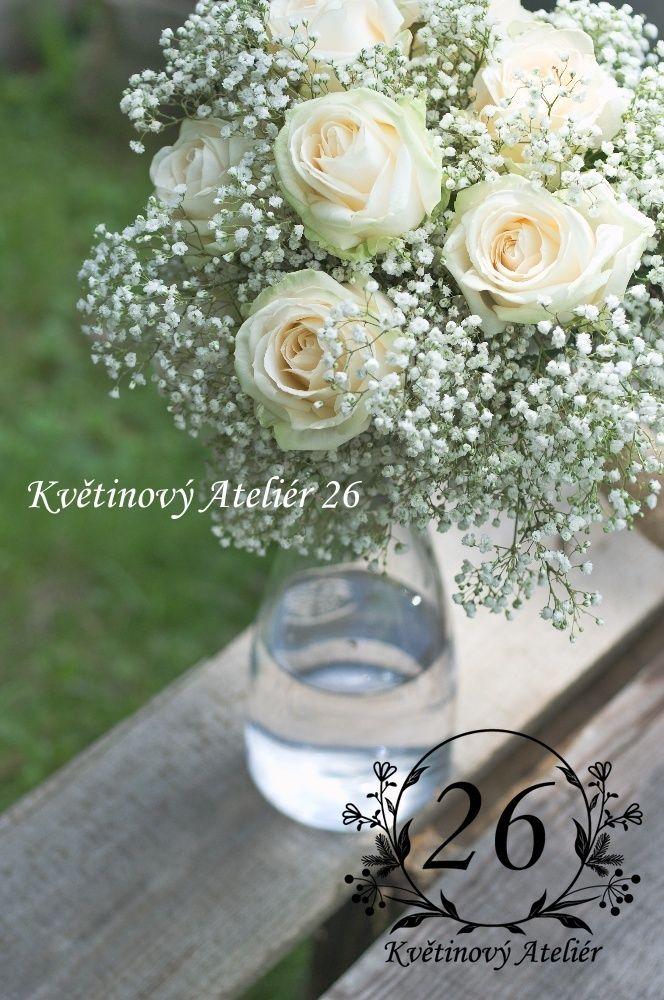fotogalerie – Květinový Ateliér 26 #fourseasons #rose #babysbreath #cream #peachflower #wedding #florist #flowers #rusticwedding #bouquet #kvetinovyatelier26 #weddingbouquet