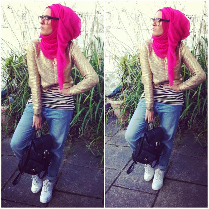 Dina Tokio: A Hijab Fashionista & What Comes With It | muzlimbuzz