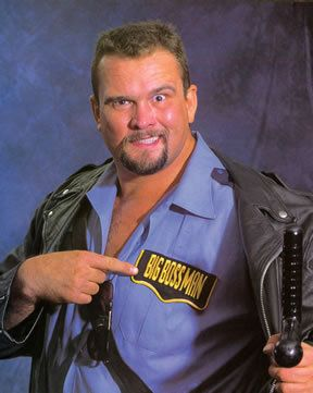 The Big Boss Man...my favorite professional wrestler of all time!