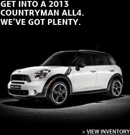 Prestige MINI   A Tri-County MINI dealership   New Jersey Mini car dealer   2012 Countryman