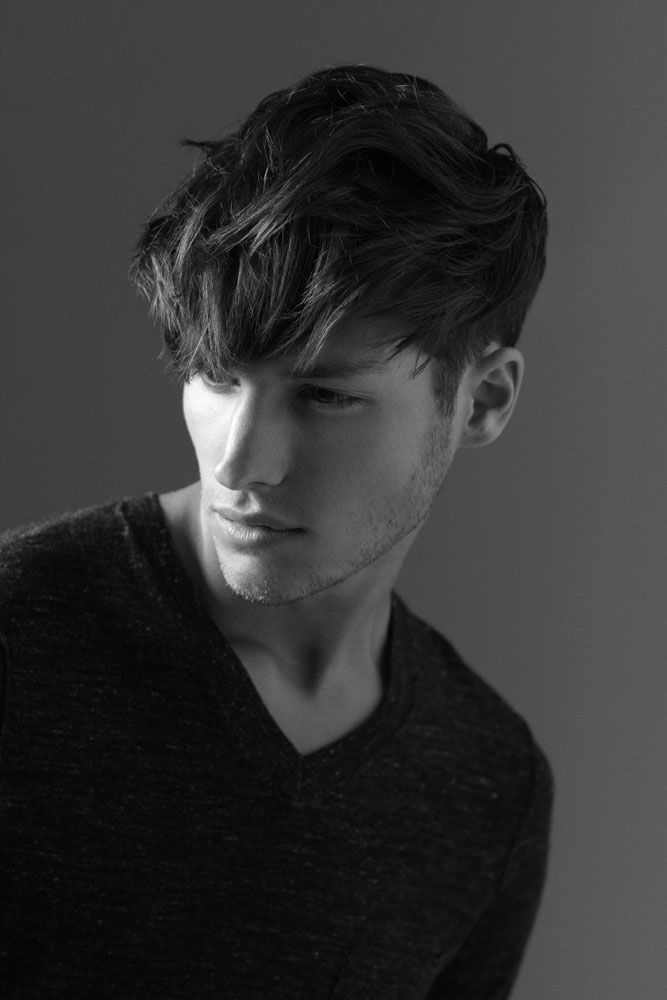 American Crew's New Collection: 20+ Images of Men's Hair So gorgeous...the hair, the hair