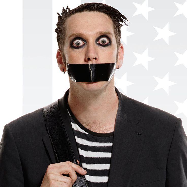 Meet Tape Face from America's Got Talent on NBC.com.