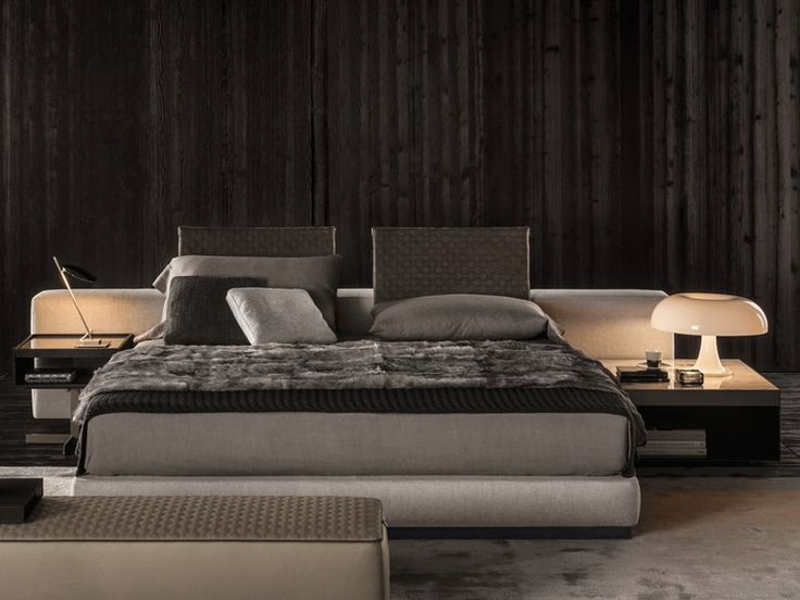 Best Bed Yang Bed Minotti Bedrooms Pinterest Products 400 x 300