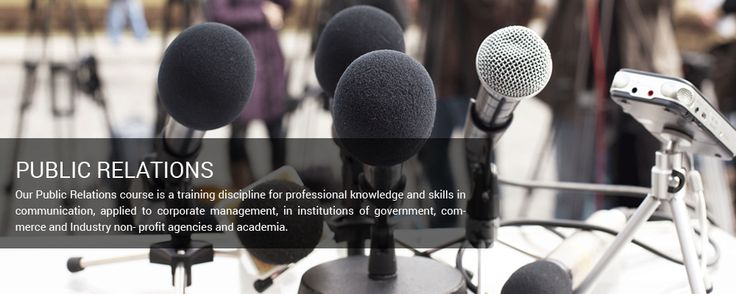 To know more about our Public Relations course, go to http://goo.gl/PPtwDC