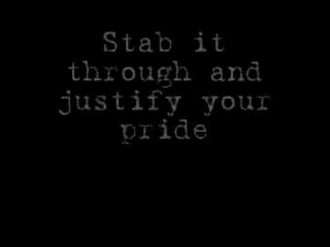 Black Veil Brides - Knives and Pens (acoustic)
