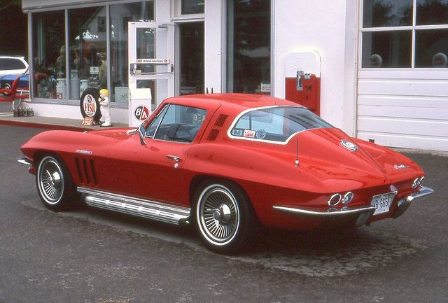 1965 Corvette Stingray coupe