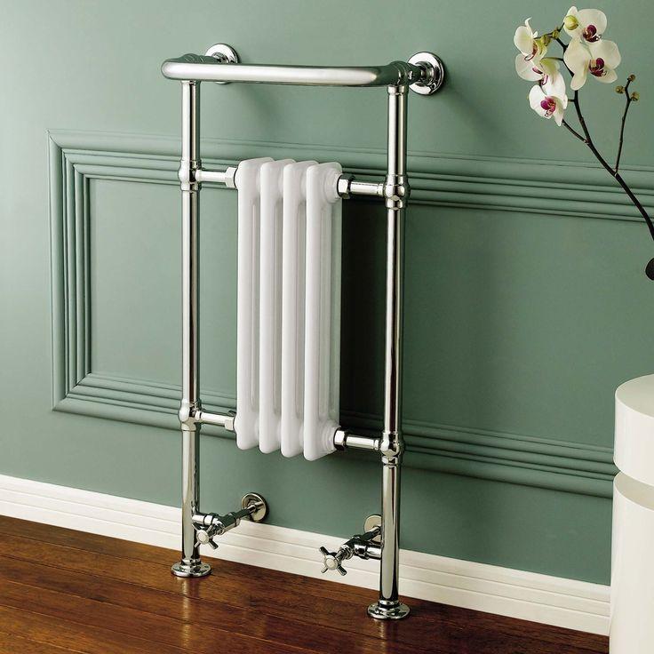 <p>Traditionele sfeer in de badkamer? Met Victoria! Melancholisch in bad of onder de douche. Even heerlijk terug in de tijd. Deze nostalgische radiator past daar helemaal bij. En als je klaar bent met mijmeren, hang je je handdoek eraan. Geef je badkamer die echte retro-look!</p>