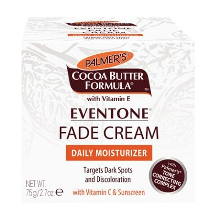 Palmer's Cocoa Butter Formula Eventone Fade Cream Daily Moisturizer 2.7 oz $7.19   Visit www.BarberSalon.com One stop shopping for Professional Barber Supplies, Salon Supplies, Hair & Wigs, Professional Product. GUARANTEE LOW PRICES!!! #barbersupply #barbersupplies #salonsupply #salonsupplies #beautysupply #beautysupplies #barber #salon #hair #wig #deals #sales #Palmers #CocoaButter #Formula #Eventone #FadeCream #Daily #Moisturizer