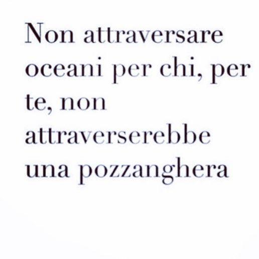 #nonattraversare #nonattraversareoceani #oceani #attraversare #pozzanghera…