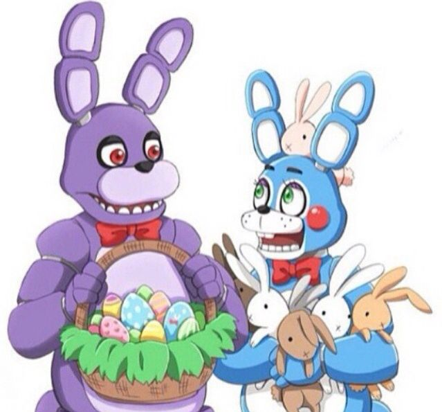 54 Best Images About Bonnie And Toy Bonnie On Pinterest