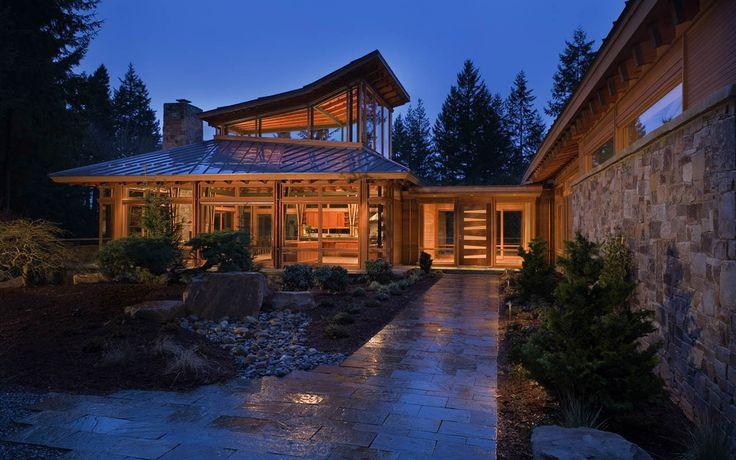 Redmond Residence in Seattle by Finne Architects