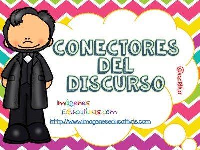 Concectores del discurso (1)