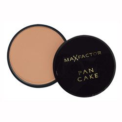 Max Factor Pancake Foundation $14.95. You might remember it on your mum's dresser but this water-activated foundation is still around for a reason. Blending easily & quickly, with a long-lasting, soft, matte finish, it's a keeper.