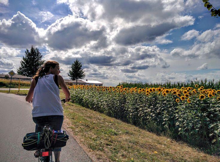 Fahrradtour in der Mecklenburger Schweiz Rund um deren Teterower und Kummerower See