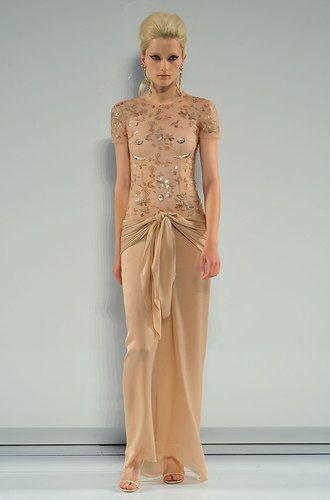 Défile Chanel Haute couture Automne-hiver 2009-2010 - Look 63