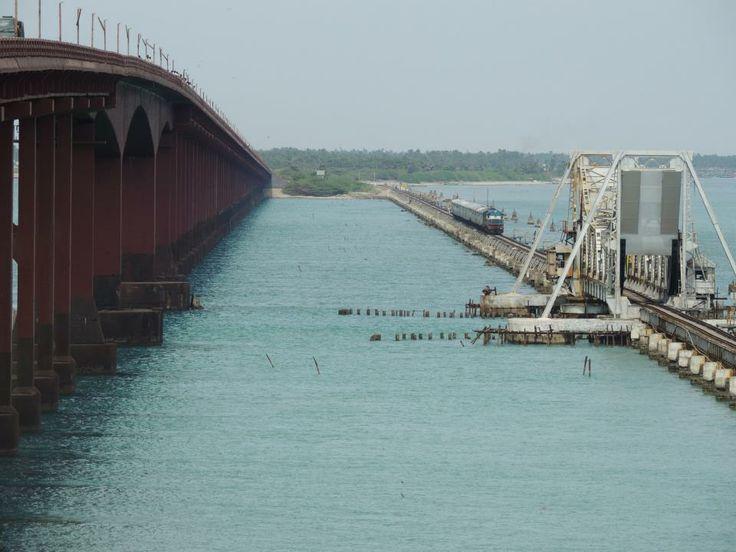 Rameswaram Pamban Bridge