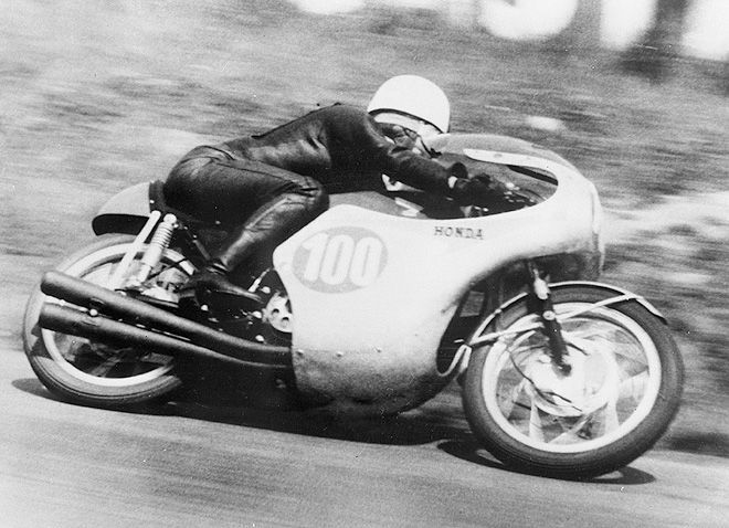 1961 West Germany Grand Prix 250cc, Kunimitsu Takahashi