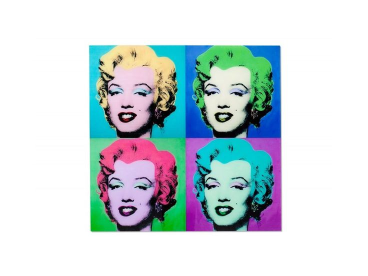 Obraz Pop Art Marilyn — Obrazy Invicta Interior — sfmeble.pl